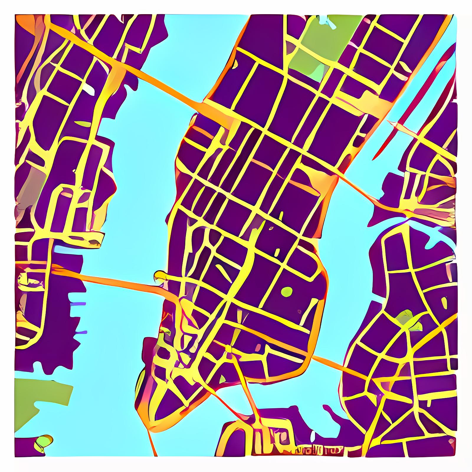 Schmap New York Guide 2.0