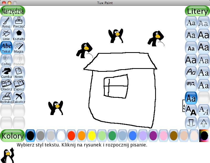 Tux Paint