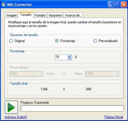 IMG Converter