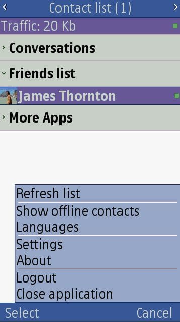 Chat For Facebook PRO