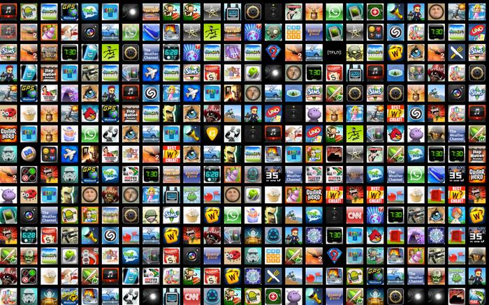 AppWall Screensaver