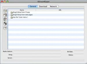 Xstreamripper for Mac OS X