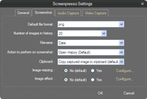Screenpresso - Screen capture