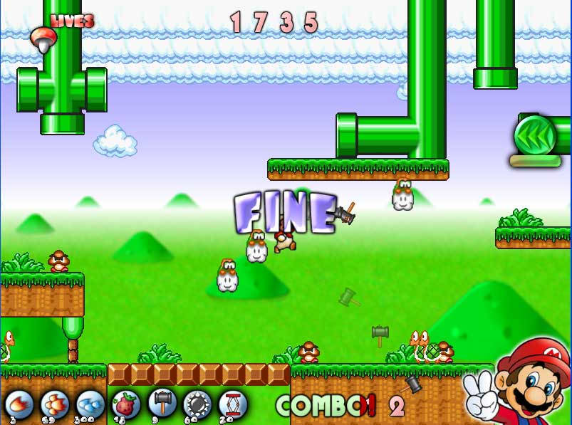 Mario Online 2.1