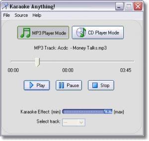 Karaoke Anything!