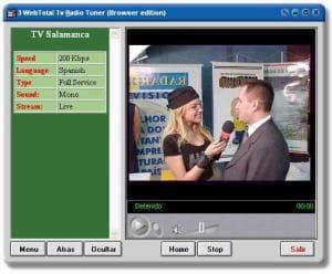 world TV and Radio Tuner