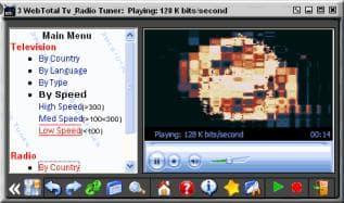 WebTotal TV & Radio Tuner