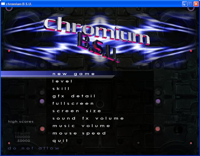 Chromium BSU