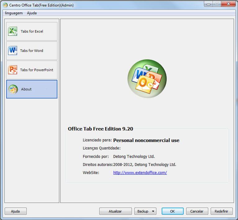 Office Tab Free 9.20 32 bits
