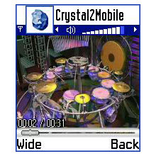 Crystal2Mobile Player + Producer