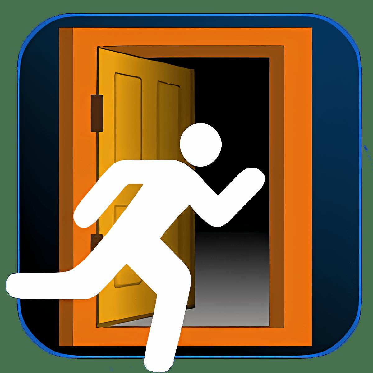 Para abrir la puerta