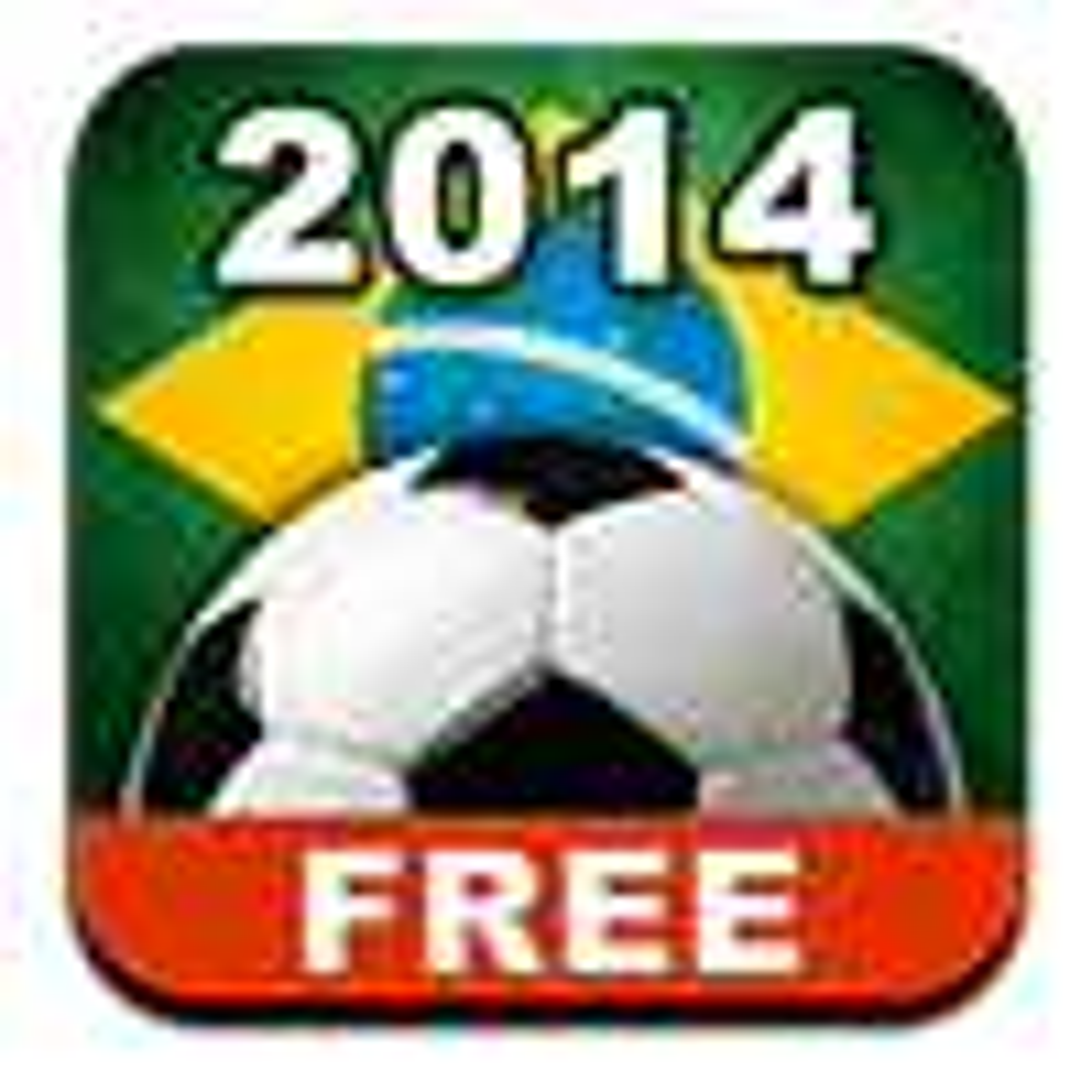 iCup 2014 FREE - Brazil 1.4