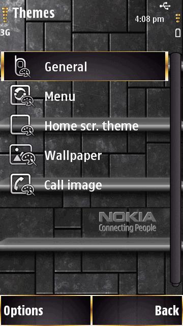 Nokia 3D Theme
