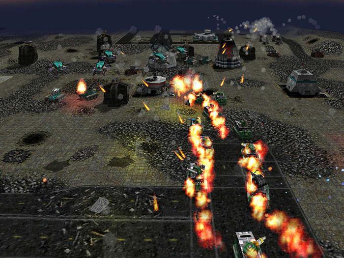 Warzone 2100 Portable