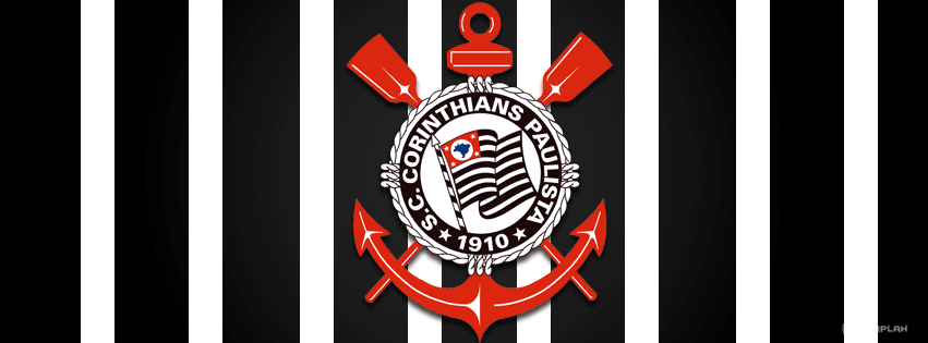 Capa para Facebook – Corinthians (Cover for Facebook – Corinthians)