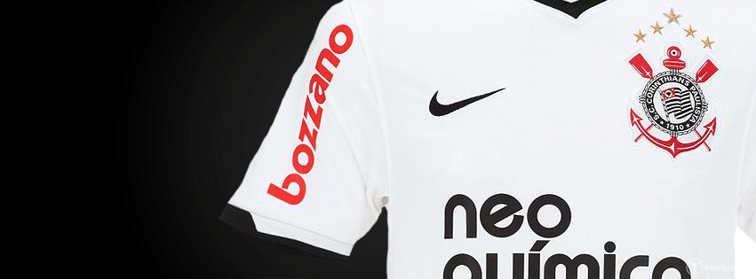 Capa para Facebook – Corinthians