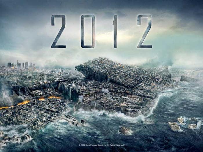 Tapeta 2012
