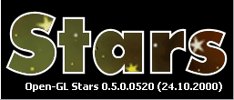 Open-GL Stars