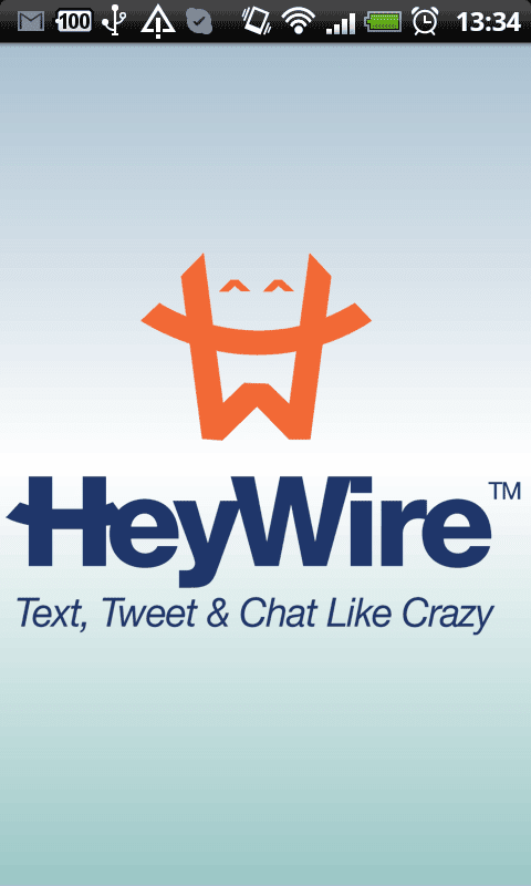 HeyWire Free Text 3.0.56