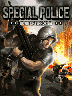 Special Police Down Of Terrorism