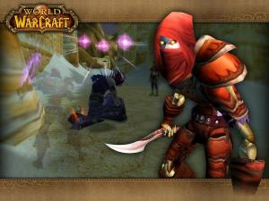 World of Warcraft: Rogue Wallpaper