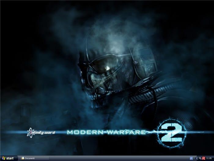 Call of Duty: Modern Warfare 2 Papel de Parede