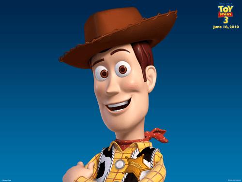 Tapeta Toy Story 3 - Chudy