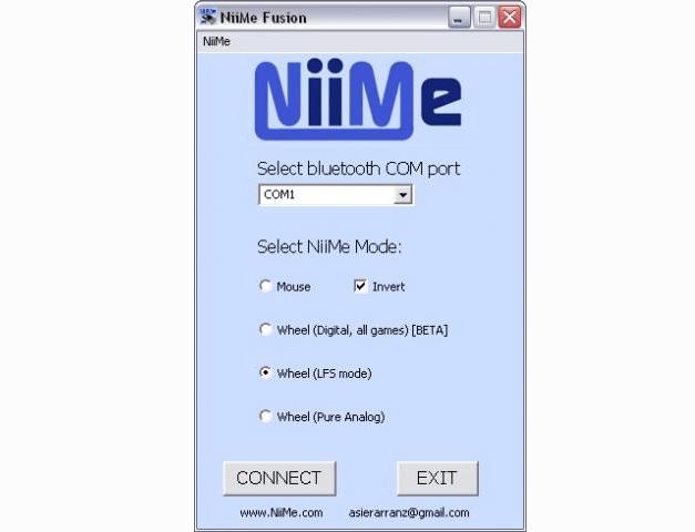 NiiMe Fusion