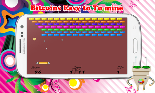 Bitcoin interruptor Arkanoid