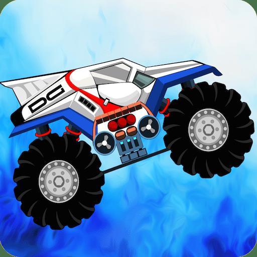 Speedy Truck : Hill Racing