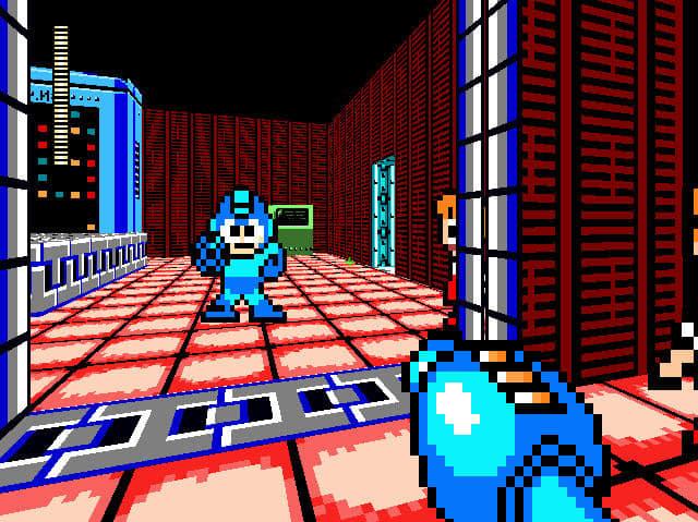 Mega Man 8-bit Deathmatch 1d