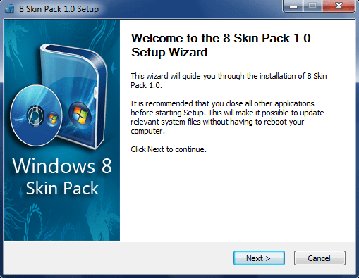 8 Skin Pack 11