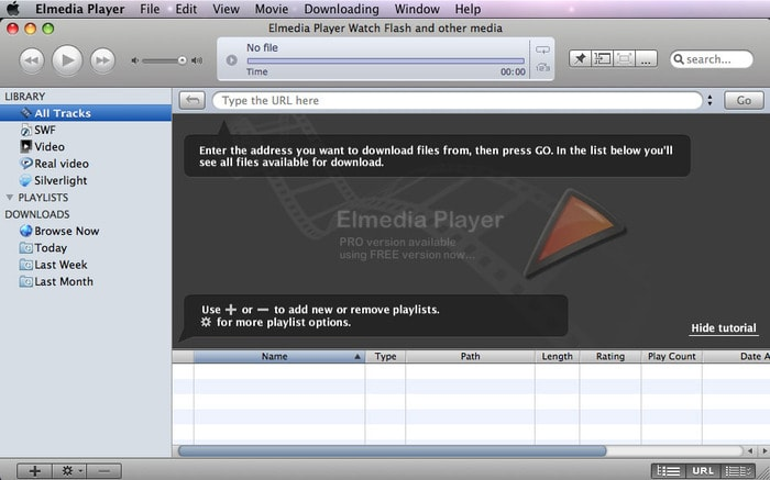 Elmedia Player for Mac