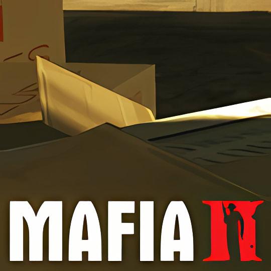 Tapeta Mafia 2