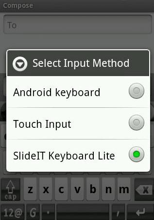SlideIT Keyboard