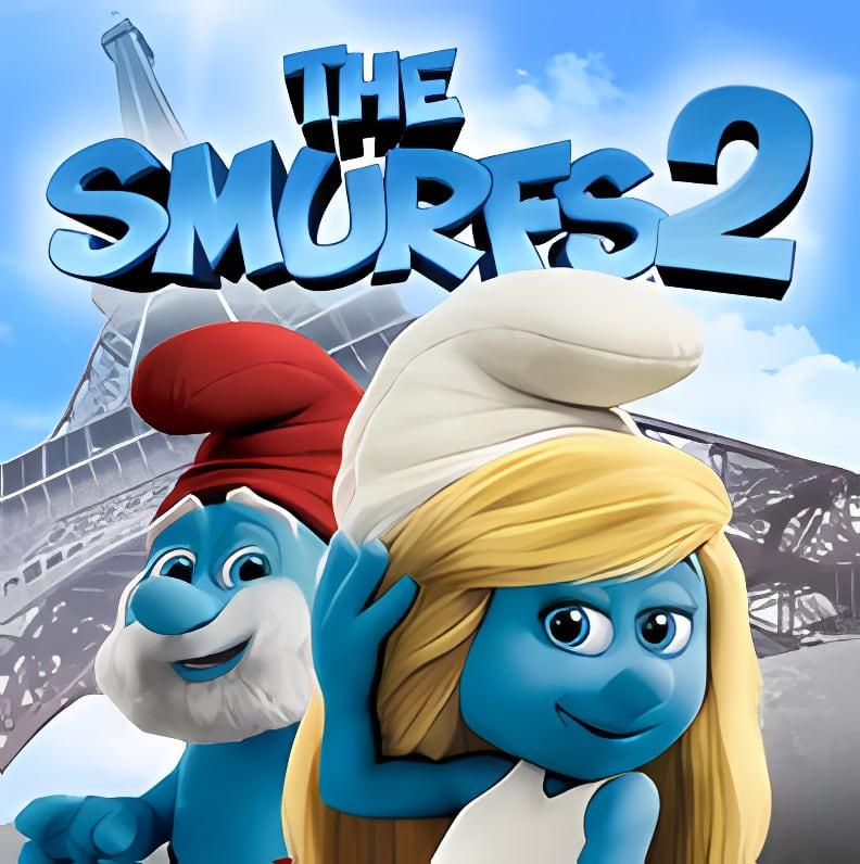 The Smurfs 2 - 3D Live Wallpaper 1.25