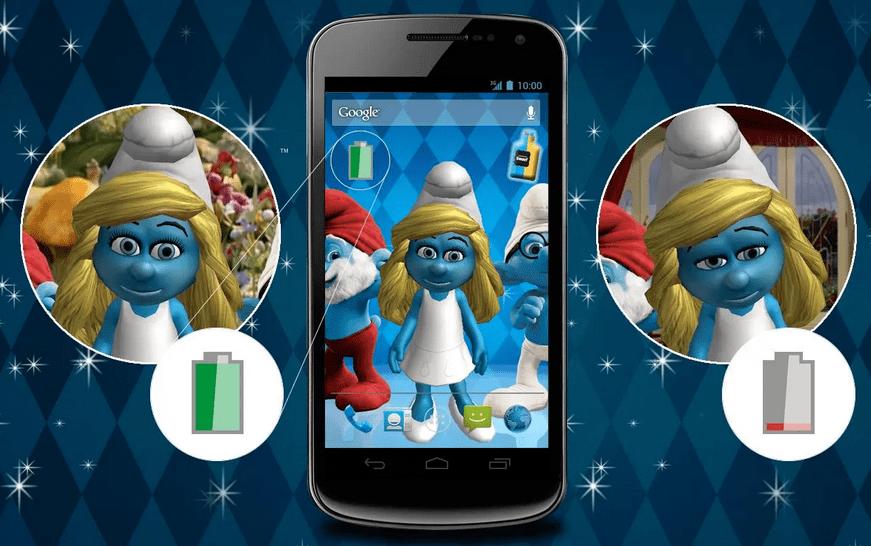 The Smurfs 2 - 3D Live Wallpaper