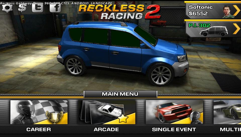 Reckless Racing 2 1.0.2
