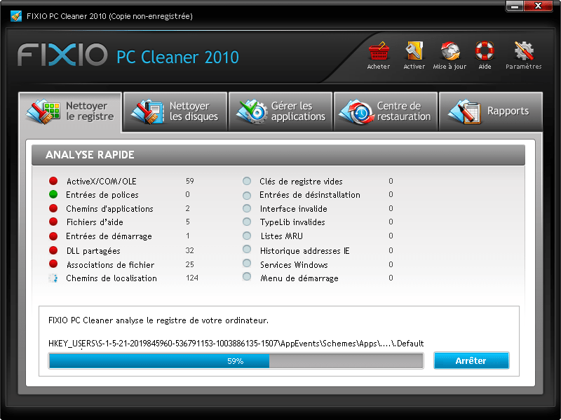 FIXIO PC Cleaner