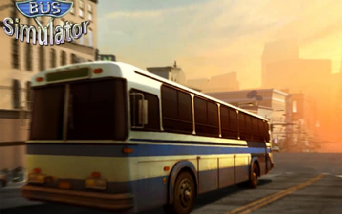 City Bus Driving 3D Simulator