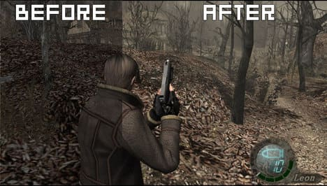 Resident Evil 4 Patch