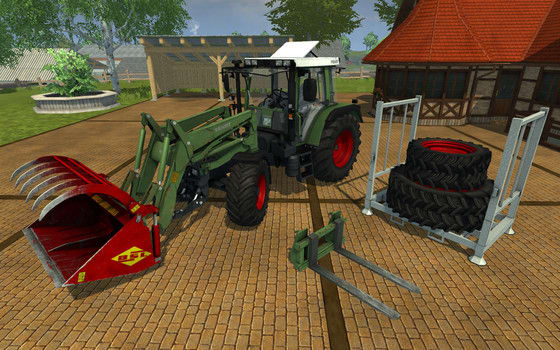 Fendt 380 GTA Turbo