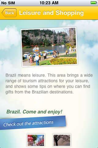 Brasil Mobile - Guia Turístico de Cuiabá