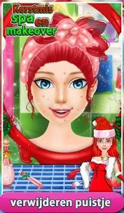 Spa Navidad Y Makeover