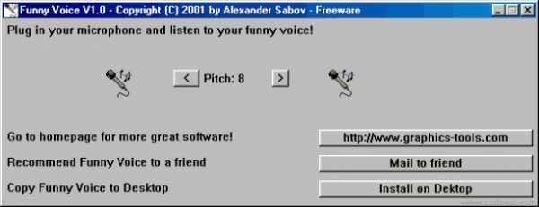 Funny Voice