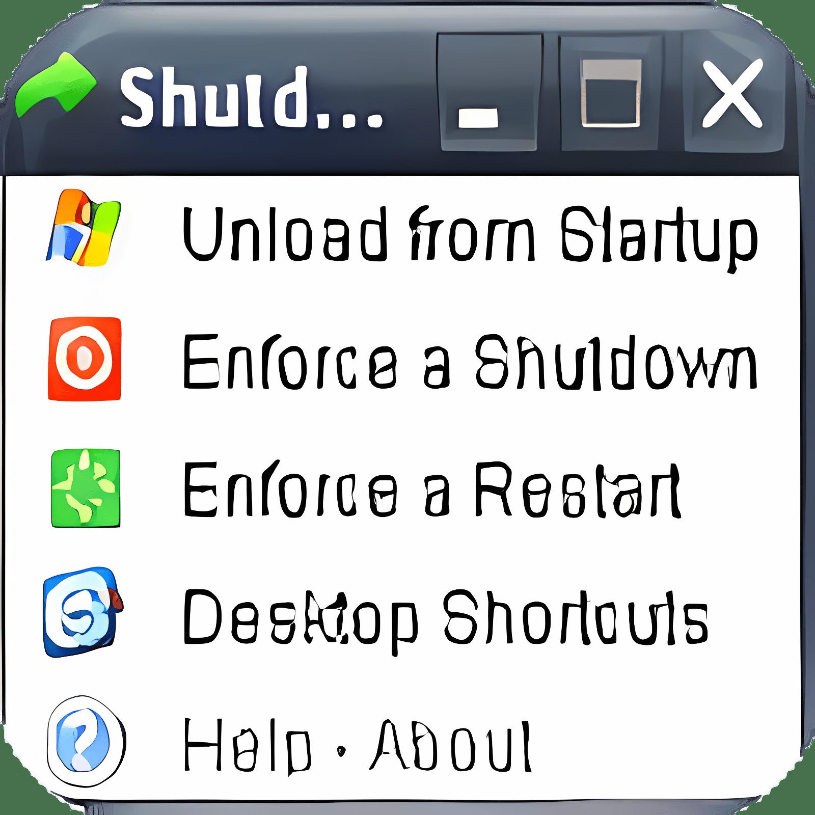 ShutdownXP Enforcer 6.3