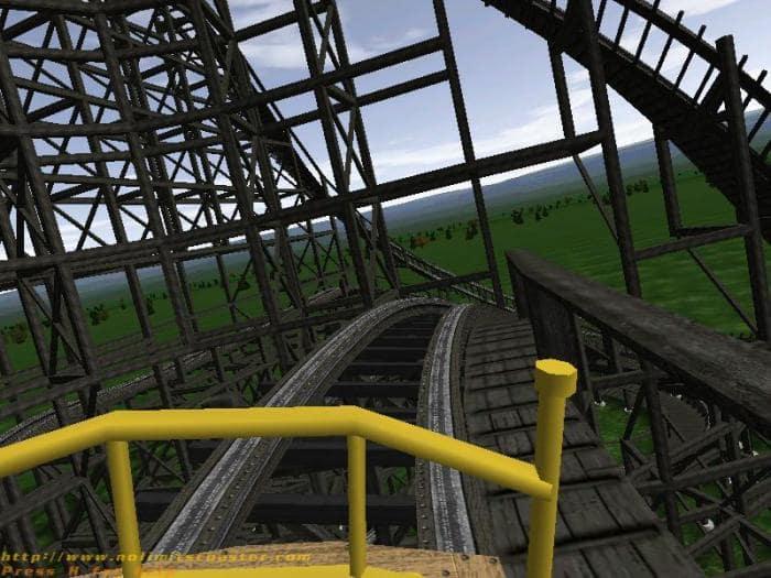 NoLimits RollerCoaster