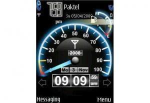 Speedometer Theme