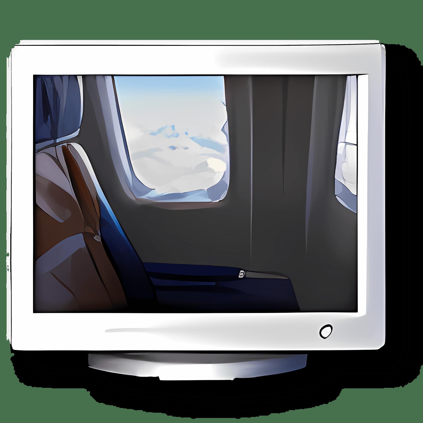 Holding Pattern Coach Class Screensaver 2.0