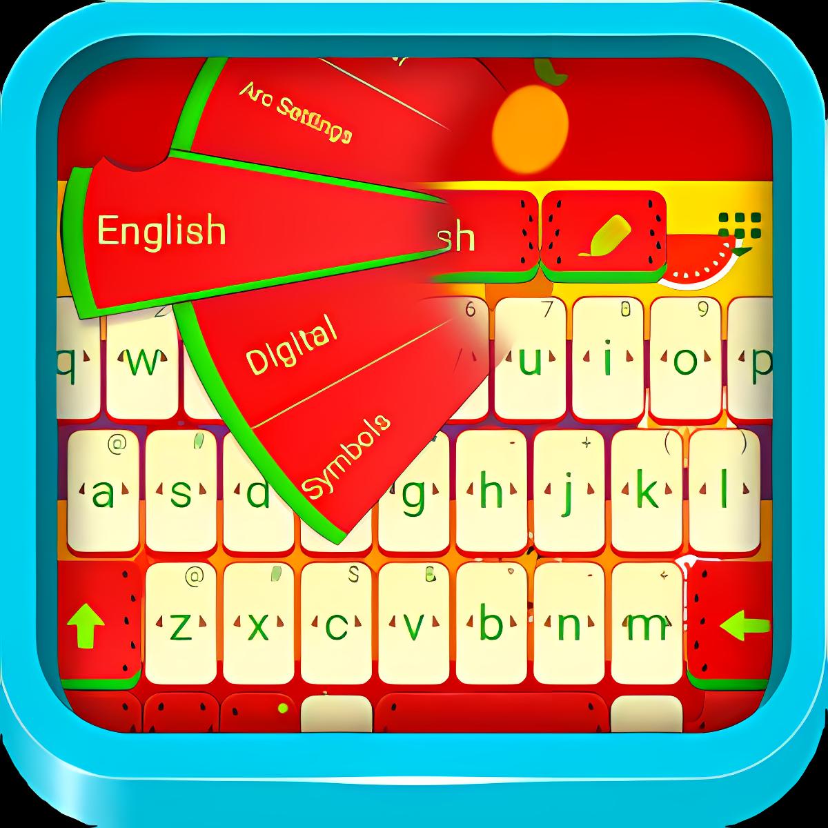 Frutas Frescas de teclado